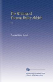 Thomas Bailey Aldrich