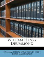 William Henry Drummond