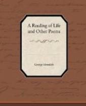 A Reading of Life, Other Poems