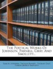 Poetical Works of Johnson, Parnell, Gray, and Smollett