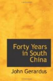 Forty Years in South China