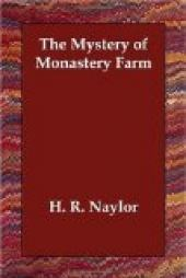 The Mystery of Monastery Farm