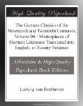 The German Classics of the Nineteenth and Twentieth Centuries, Volume 06