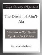 The Diwan of Abu