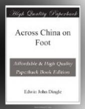Across China on Foot