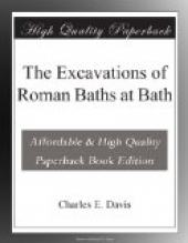 The Excavations of Roman Baths at Bath