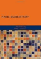 Marie Bashkirtseff (From Childhood to Girlhood)