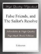 False Friends, and The Sailor