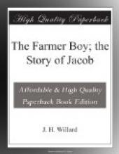 The Farmer Boy; the Story of Jacob