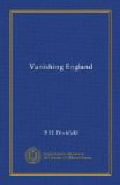 Vanishing England