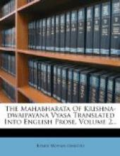 The Mahabharata of Krishna-Dwaipayana Vyasa, Volume 2