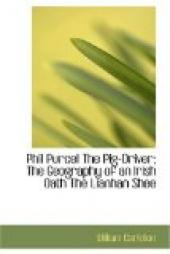 Phil Purcel, The Pig-Driver; The Geography Of An Irish Oath; The Lianhan Shee