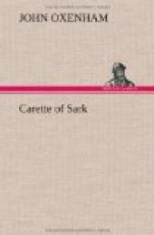 Carette of Sark