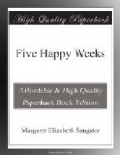 Five Happy Weeks