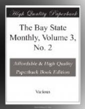 The Bay State Monthly, Volume 3, No. 2