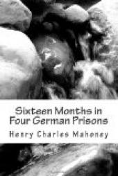 Sixteen Months in Four German Prisons