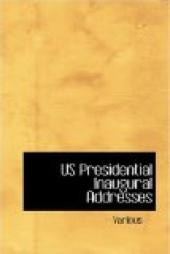 US Presidential Inaugural Addresses