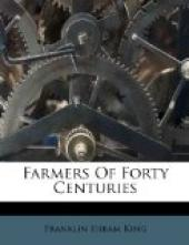 Farmers of Forty Centuries; Or, Permanent Agriculture in China, Korea, and Japan