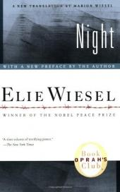Night, memoir of the Holocaust