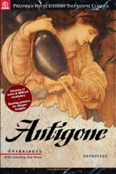 Antigone: A Strong Woman