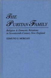 Early Puritan Society