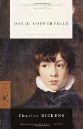 Serialization in David Copperfield