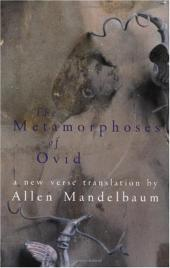 Metaphysics of Ovid and Dante
