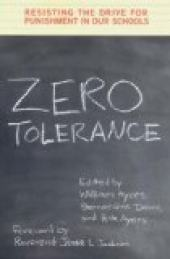 Zero Tolerance Policies in High Schools