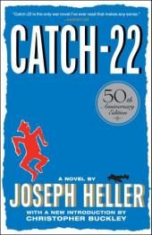 The Insanity in Catch-22