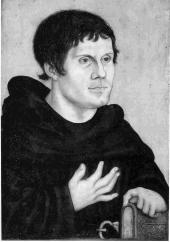Martin Luther and his Thesis