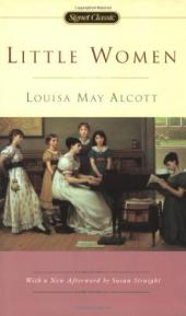 """little Women"" by Lousia May Alcott"