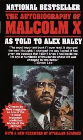 My Favorite Book: The Autobiography of Malcolm X