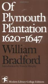 Of Plymouth Plantation, an Analysis