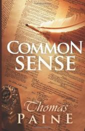 """Common Sense"" Versus the Declaration of Independence"