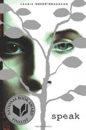 Speak, by Laurie Halse Anderson