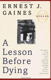 "Racism and African-American Family Breakdown as Themes in ""A Lesson before Dying"""