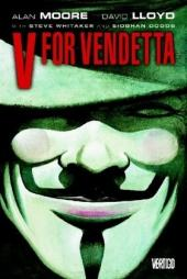 "Image Portrayed in ""V for Vendetta"" Poster"