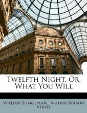 """Twelfth Night"" as Shakespearean Comedy"