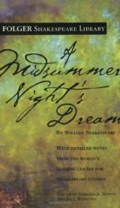 "An Exploration of the Ways Shakespeare Presents the Theme of Love in ""A Midsummer Night"
