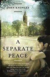 A Separate Peace - John Knowles - 1959