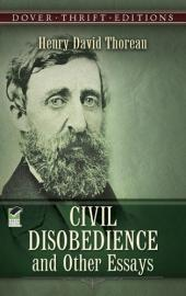 """Civil Disobedience"" (Resistance to Civil Government)"