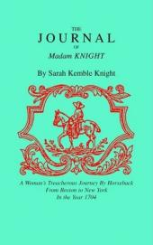 Knight, Sarah Kemble