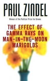 The Effects of Gamma Rays on Man-in-the-Moon Marigolds
