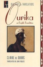 Ourika: An English Translation