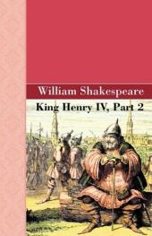 King Henry IV, Part II