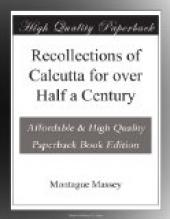 Recollections of Calcutta for over Half a Century