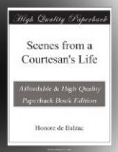 Scenes from a Courtesan