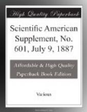 Scientific American Supplement, No. 601, July 9, 1887