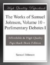 The Works of Samuel Johnson, Volume 10