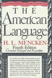 The American Language
